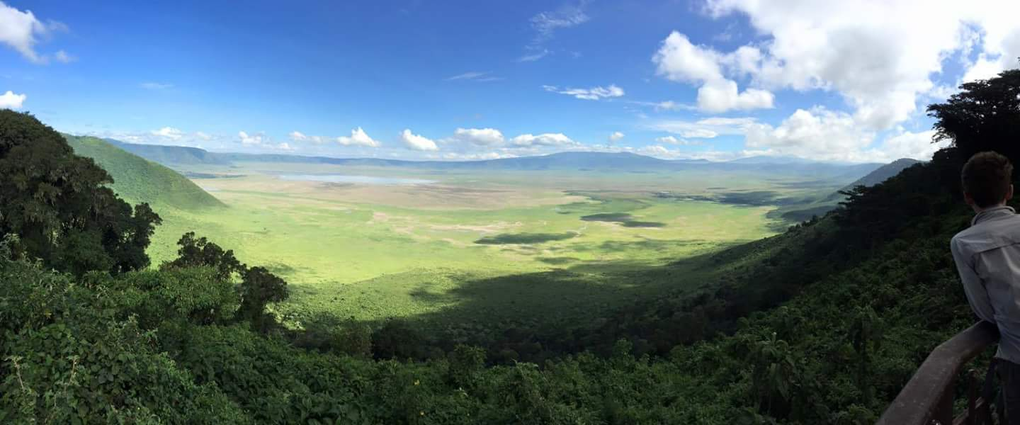 Ngorongoro Reserved Area safari
