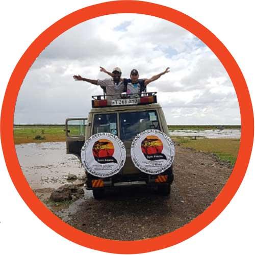 Itinerari per Safari in Tanzania