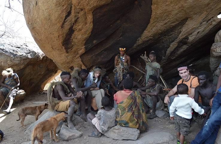 Le tribù del Lago Eyasi