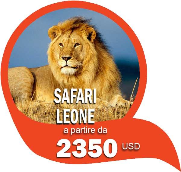 Safari Leone
