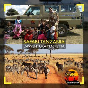 Safari in Tanzania Safari Avventura