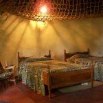 arusha lodge stanza da letto