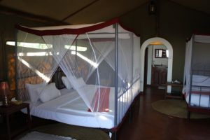 camera da letto manyara lodge