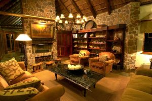 incantevole interno lodge ngonrongoro