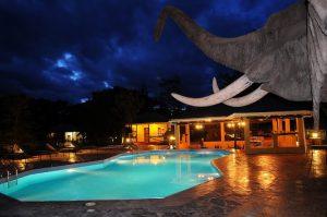 piscina ngorongoro