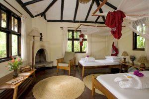 stanza da letto kilimangiaro lodge