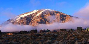 monte del kilimangiaro