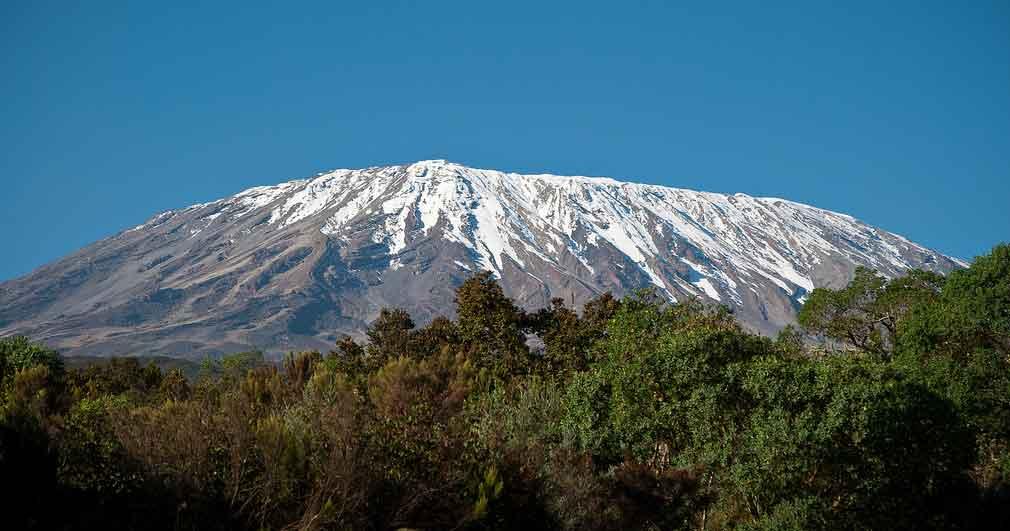monte kilimangiaro