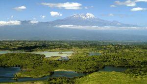 parco nazionale di arusha vista