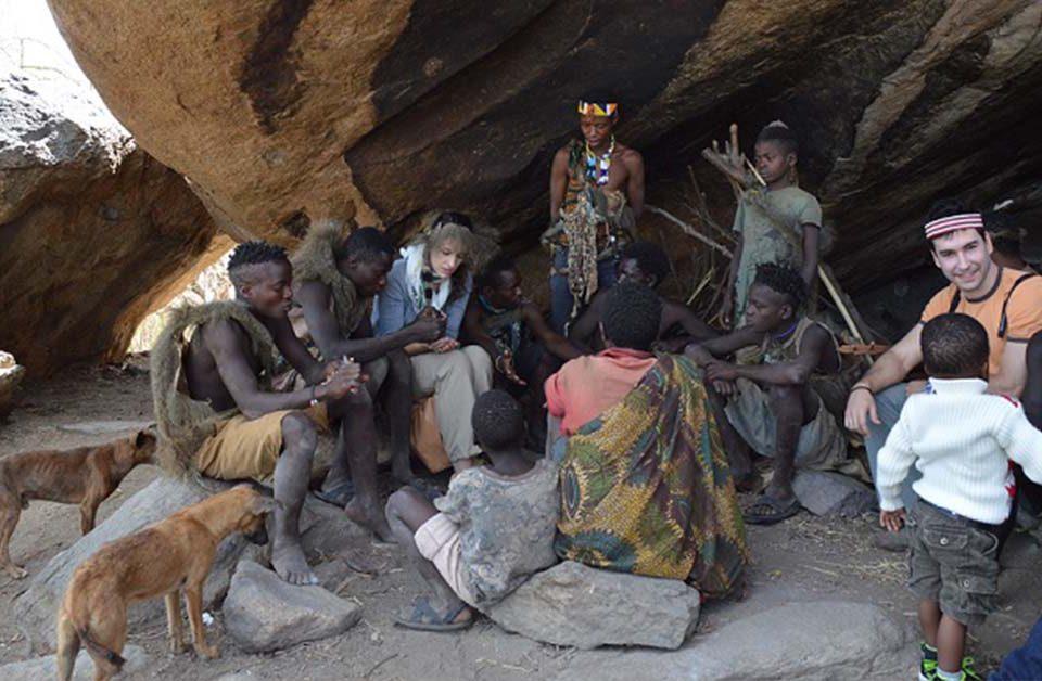 Tribu del Lago Eyasi