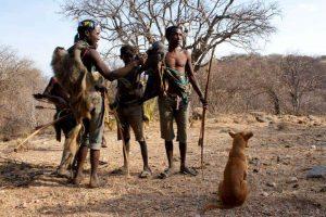 tribù lago eyasi