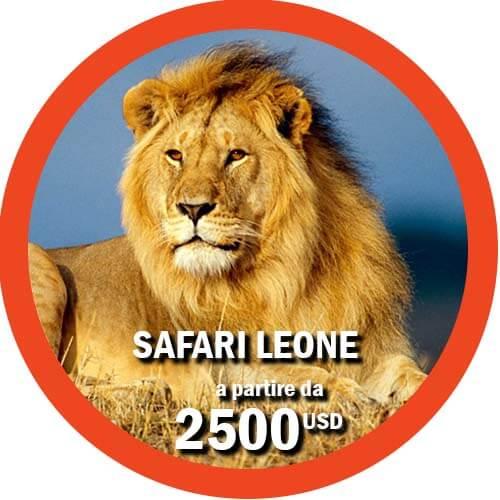 Safari Tanzania di 10 giorni