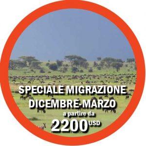 Viaggio in Tanzania - Speciale Migrazione