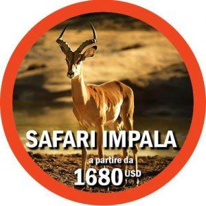 Itinerario Impala - Offerte Safari Tanzania