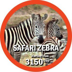 13-day Safari in Tanzania and Zanzibar