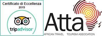 Certificato di Eccellenza TripAdvisor e Atta