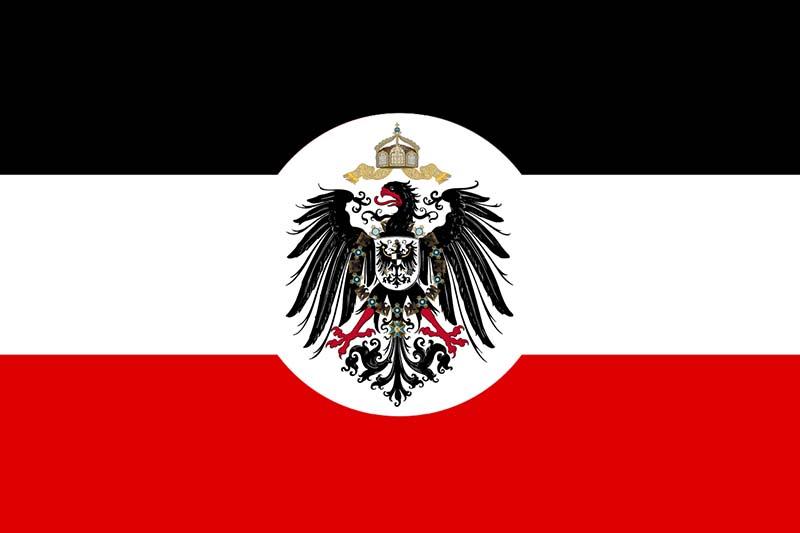 Flag of German East Africa