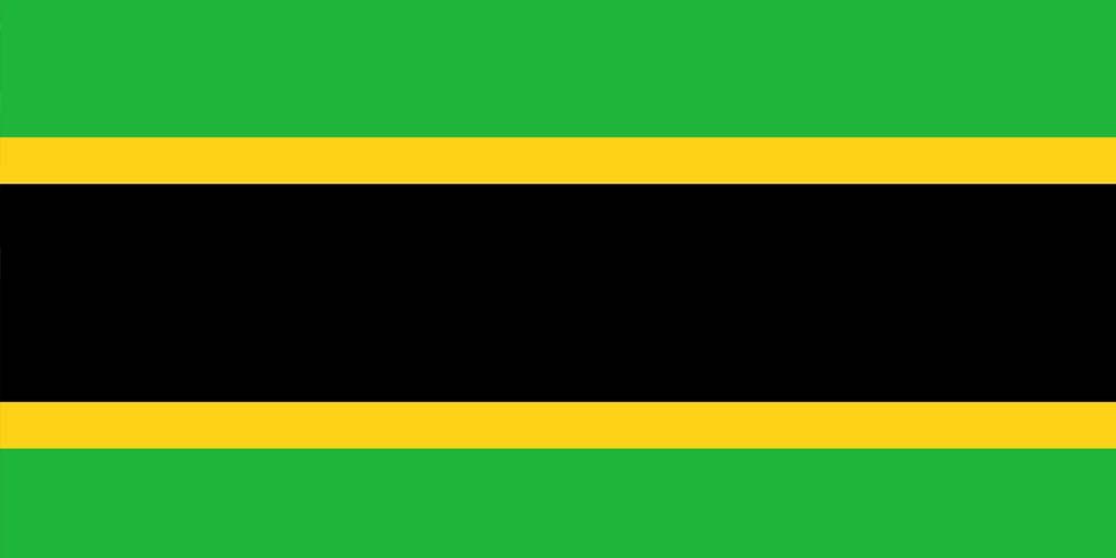 Flag of Tanganyika