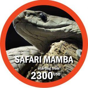 Safari Mamba 9 Days itinerary in Tanzania