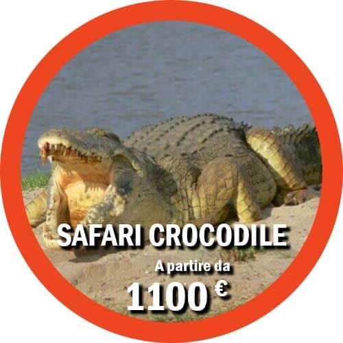 Itinerario Safari nel Selous