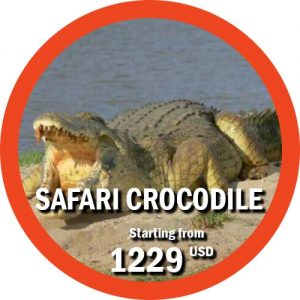 safari Selous Tanzania