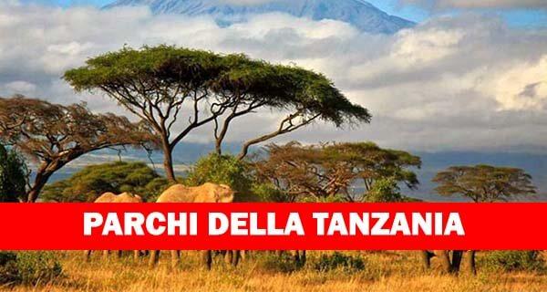 Parchi Nazionali Tanzania