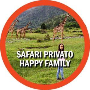 Safari Privato in Tanzania bambini