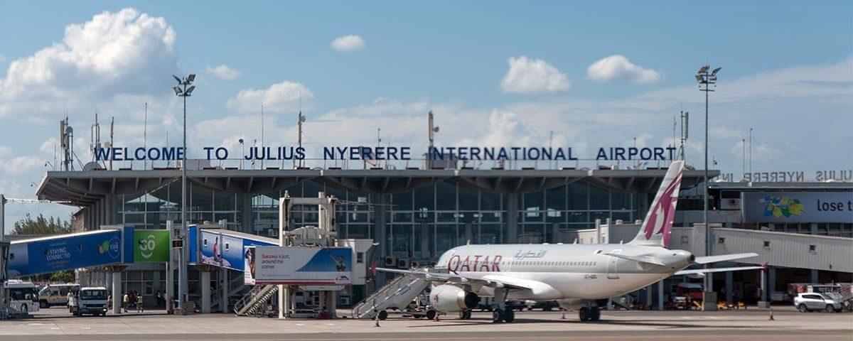 Aeroporti Tanzania