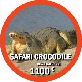 Itinéraire safari au Selous