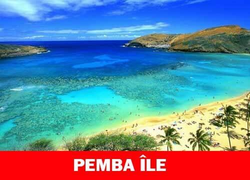 Pemba île