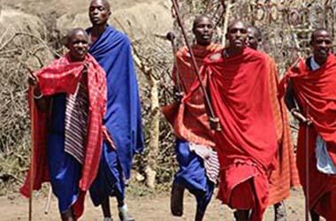 Village Masai