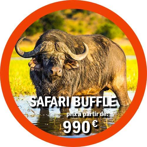 Safari Buffle 5 jours Tanzanie