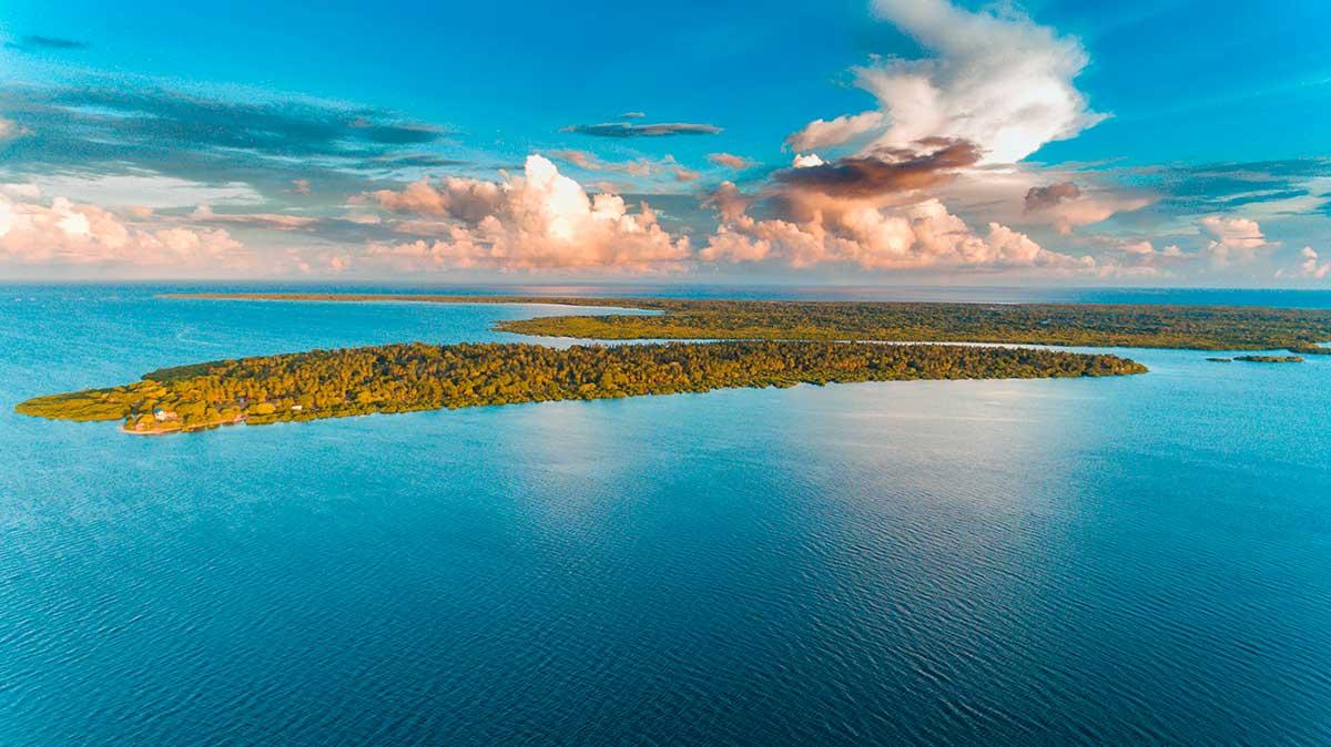 Spiagge Isola di Mafia