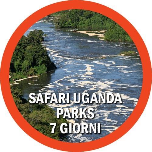 Safari uganda Parks