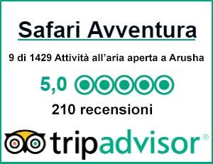 Recensioni TripAdvisor SafariAvventura