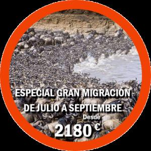 Especial Gran Migración de julio a septiembre