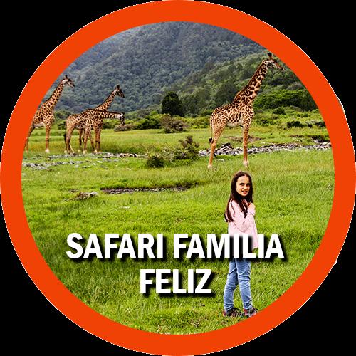 Safari Familia Feliz